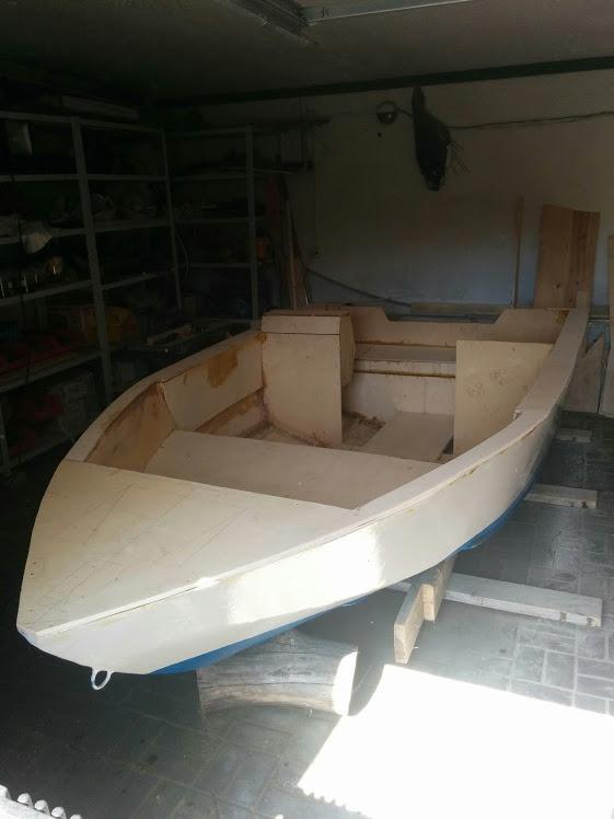 Северные лодки своими руками 95