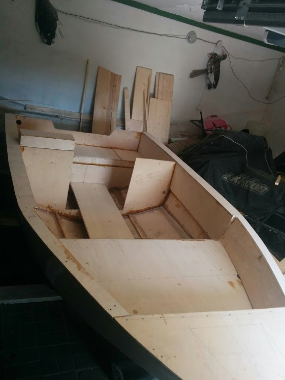 Северные лодки своими руками 3
